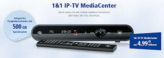 1 1 bietet jetzt auch ip tv f r dsl neukunden an. Black Bedroom Furniture Sets. Home Design Ideas