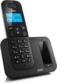 aeg drei neue dect telefone der voxtel reihe. Black Bedroom Furniture Sets. Home Design Ideas