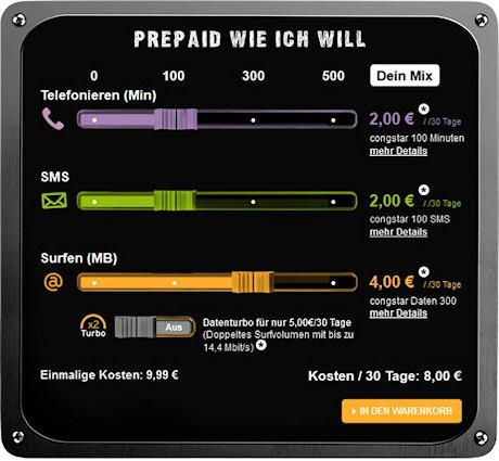 Binre optionen 10 euro tarif