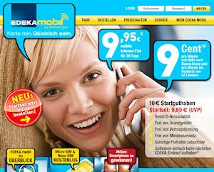 Edeka Mobil: Neue SMS-Allnet-Flat und Community-Flat ...