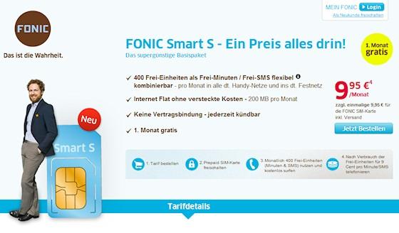 Smart S Fonic