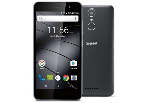 Gigaset GS160: Neues Smartphone für 149 Euro vorgestellt ...