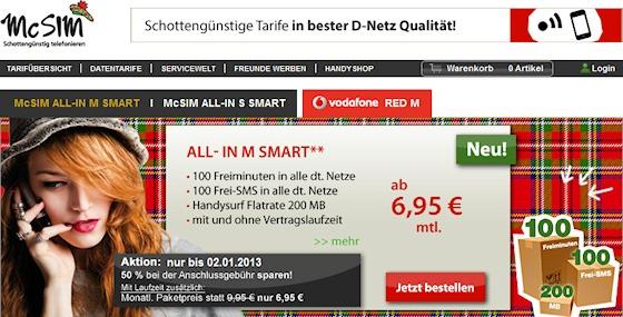 Smart M Tarif