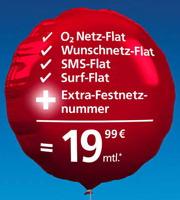 o2 blue select 4 fach flat plus festnetznummer f r 19 99 euro. Black Bedroom Furniture Sets. Home Design Ideas