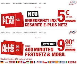 E Plus 5 Euro Aufladen