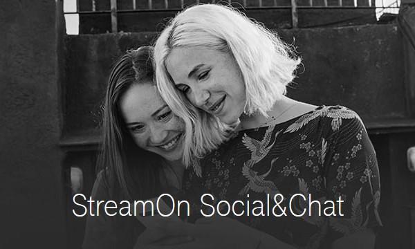 Streamon Social Chat
