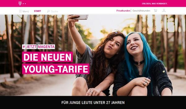 Telekom Nur Internet Anschlüsse Für Kunden Unter 27 Tarif4youde