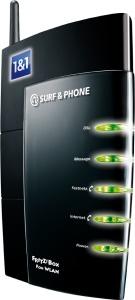 1und1 surf and phone WLAN Box